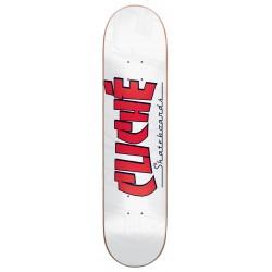 CLICHE SKATE STREET - BANCO WHITE