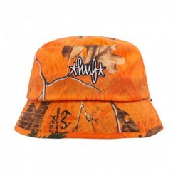 HUF BOB REALTREE BUCKET - RUST