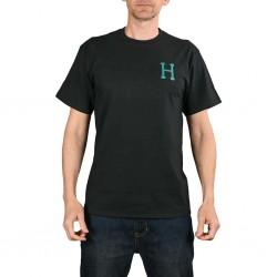 HUF TEE PLANTA CLASSIC - BLACK