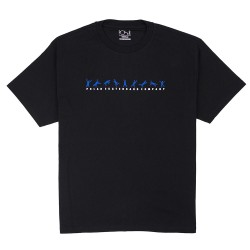 POLAR TEE CARTWHEEL - BLACK