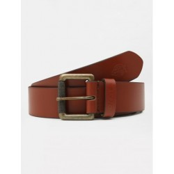 SOUTH SHORE LEATHER BELT - BROWN