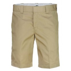 DICKIES SHORT SLIM STGT - KHAKI