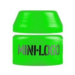 MINILOGO BUSHING 2 GOMMES - GREEN
