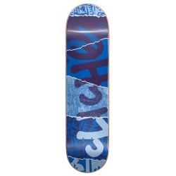 CLICHE SKATE STREET - RIPPED RHM BLUE