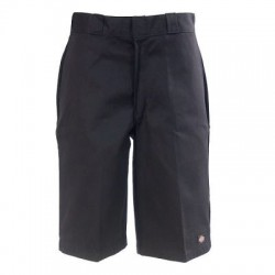 DICKIES SHORT 13IN MILITARY - BLACK