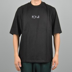 POLAR TEEML DEFAULT - BLACK