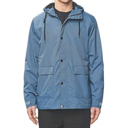 GLOBE JKT GOODSTOCK THERMAL UTILITY - Steel Blue