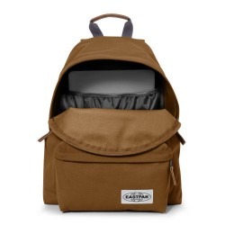 EASTPAK BAG PADDED PAK R - GRADED BROWN