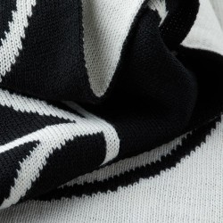 POLAR ACC SCARF - BLACK