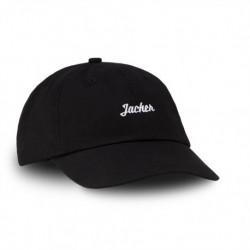 JACKER CAP SMART LOGO - BLACK