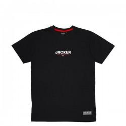 JACKER TEE REPTILIAN - BLACK