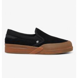 DC SHOE K INFINITE SLIP ON - BLK