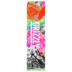 GRIZZLY GRIP COLOR - NEON ORANGE STAMP