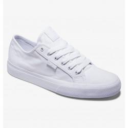 DC SHOE MANUAL - WHITE