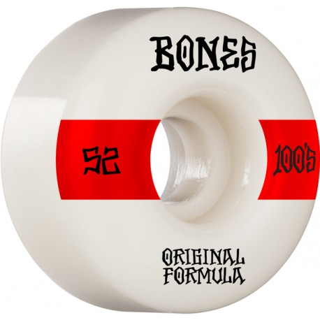 BONES WHEEL 100S - V4