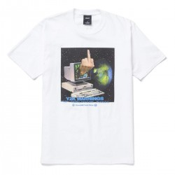 HUF TEE Y2K DAY - WHITE