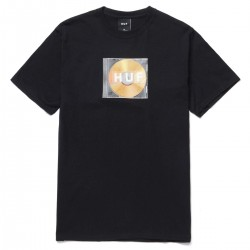 HUF TEE MIX BOX LOGO - BLACK