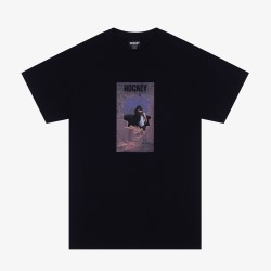 HOCKEY TEE DAWN - BLACK