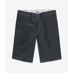 DICKIES SHORT SLIM - CHARCOAL GREY