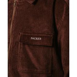 JACKER JKT FORBIDDEN ROMANCE - FUDGE