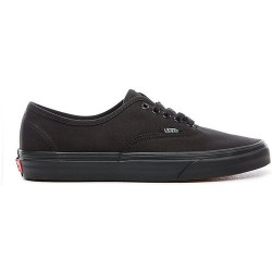 VANS SHOE AUTHENTIC PRO - BLACK BLACK