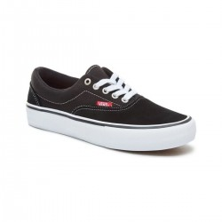 VANS SHOE ERA PRO - BLACK WHITE