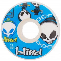 BLIND WHEEL RANDOM BLUE - 99A