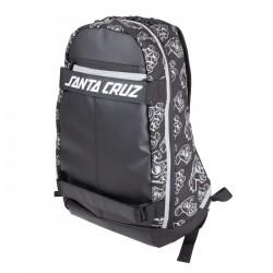 SANTA CRUZ BAG DISPATCH SKATEPACK - BLACK