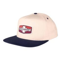 INDY CAP OGBC - OFF WHITE