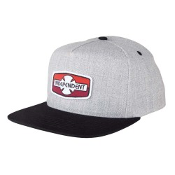 INDY CAP OGBC - CHARCOAL