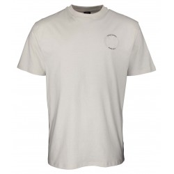 INDY TEE FTS SKULL - SILVER