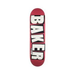 BAKER SKATE LOGO - TP BLUSH