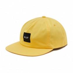 HUF CAP ESSENTIALS UNSTRUCTURED BOX SNAP - GOLD