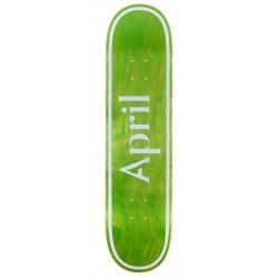 APRIL SKATE TEAM - OG INVERT GREEN