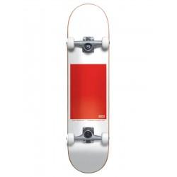 GLOBE PACK G0 BLOCK SERIF - WHITE RED