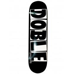 DOBLE SKATE TEAM - BAKER LOGO BLACK