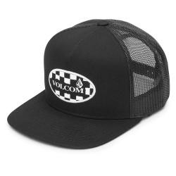 VOLCOM CAP WILMER CHEESE HAT - BLACK