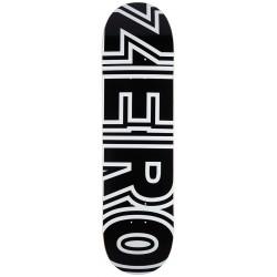 ZERO SKATE TEAM - CLASSIC BOLD BLACK