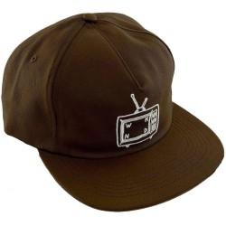 WEEKEND CAP TV - BROWN