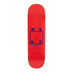 WEEKEND SKATE - RED BLUE
