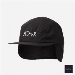 POLAR CAP FLAP - BLACK