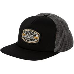INDY CAP ITC MESHBACK - BLACK/GREY