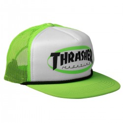 THRASHER CAP ELIPSE MAG - FOREST GREEN