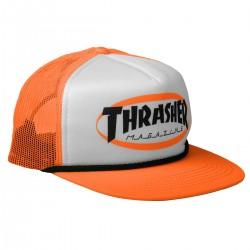 THRASHER CAP ELIPSE MAG - SAVETY ORANGE