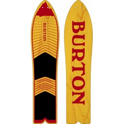 BURTON SNOW THE THROWBACK - NO COLOR