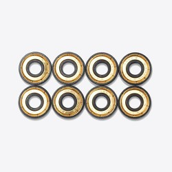 DIAMOND RLM RINGS ABEC 3 - GOLD