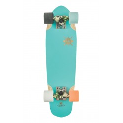 THRASHER SWH TWO TONE SKATE MAG - BLACK
