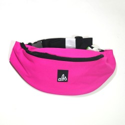 ABS HIP BANANE ROUNDED TISSEE - FUSCHIA