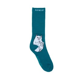 RIPNDIP SOCK LORD NERMAL - AQUA