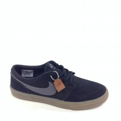 NIKESB SHOE PORTMORE 2 - BLACK DARK GREY